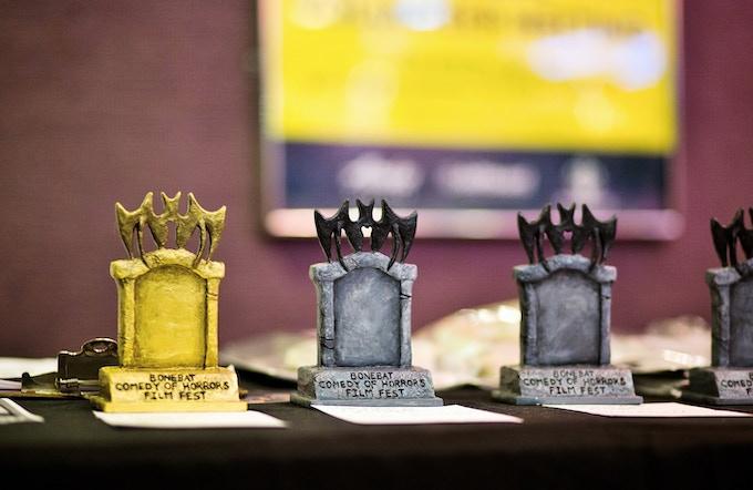 Filmmaker Awards at the 2017 BBFF!
