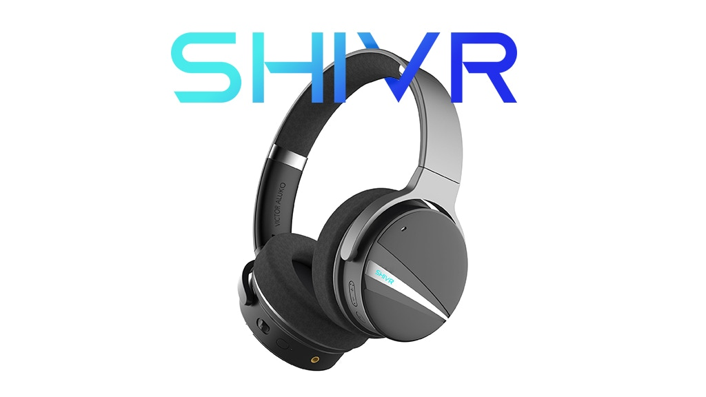 SHIVR-The Ultimate Comfortable Noise Cancelling Headphones project video thumbnail