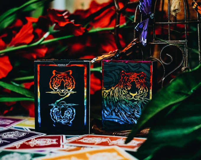The Hidden King Deck Luxury Editions By Bombmagic
