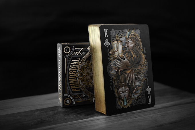 Primordial Playing Cards (Pantheon Deck) Limited Edition