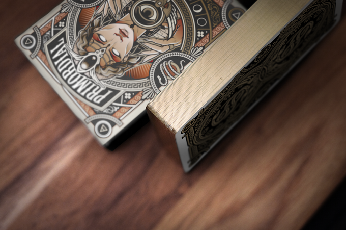 Primordial Playing Cards (Aether Deck) Limited Edition