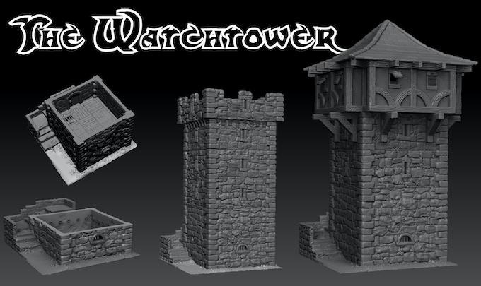 Watchtower & top option