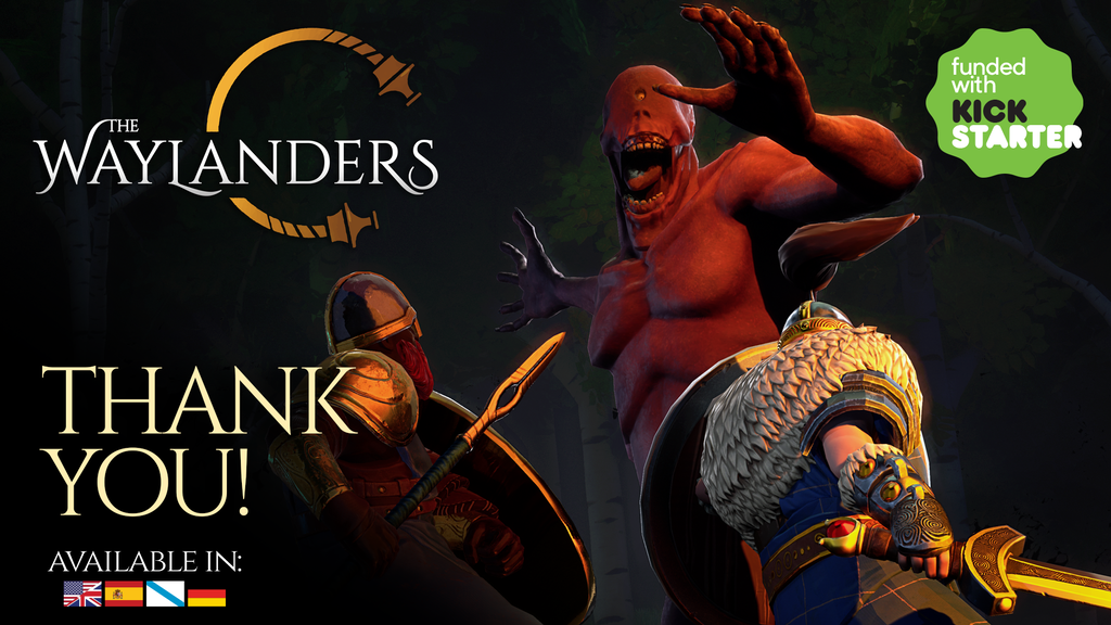 The Waylanders RPG project video thumbnail