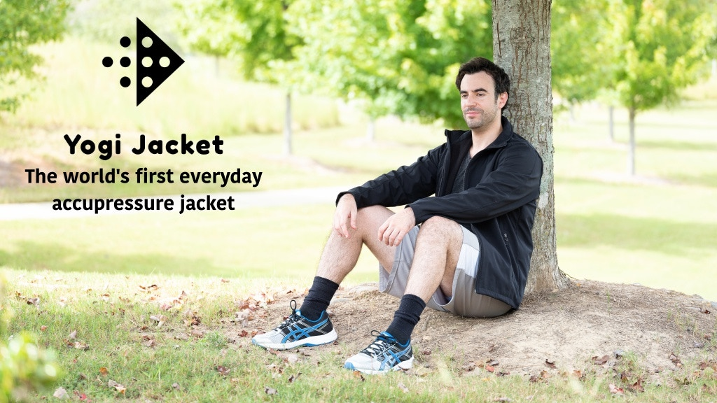The Yogi Jacket: Naturally relieve pain and reduce stress project video thumbnail