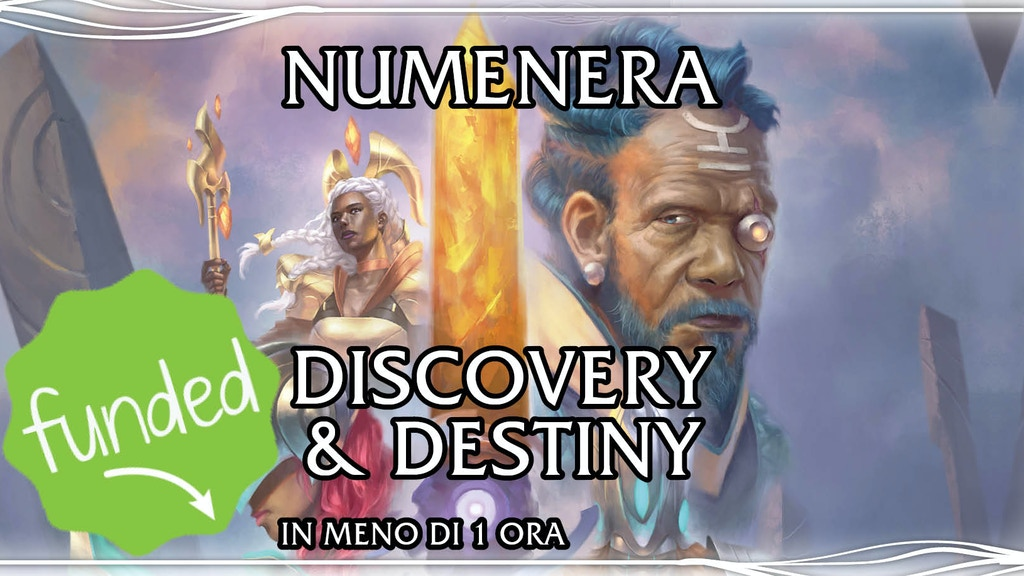 Numenera Discovery & Destiny Edizione Italiana project video thumbnail