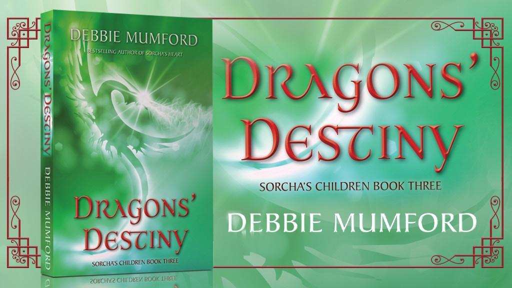 Dragons' Destiny - A Fantasy Romance