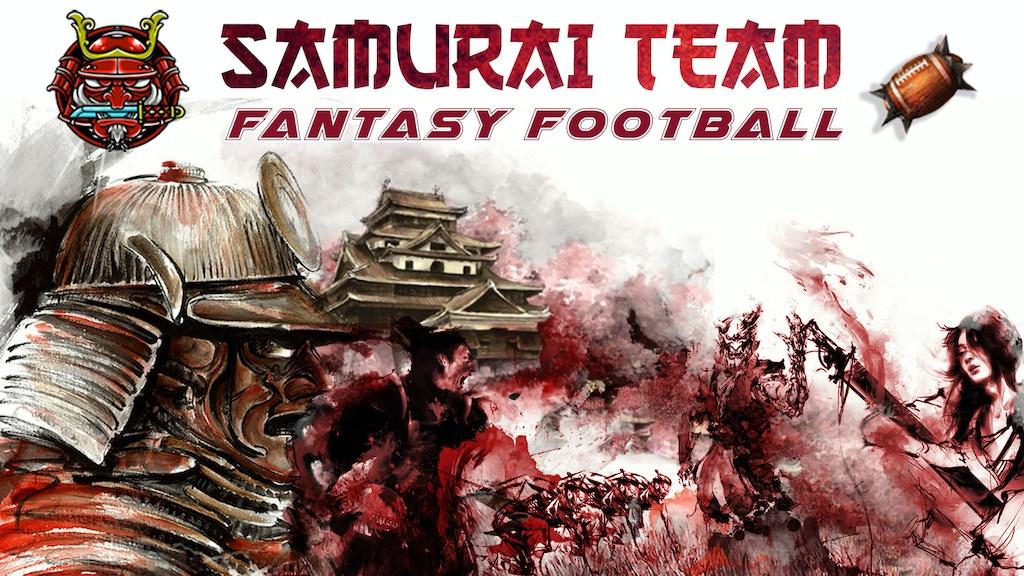 Project image for Samurai Team - Fantasy Football (Canceled)