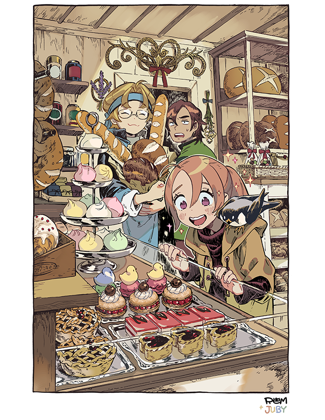 Cut Time - Book 1 by Hiveworks Comics — Kickstarter