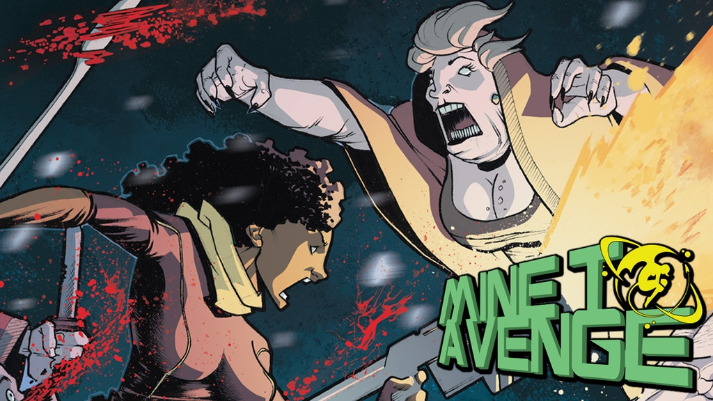 Mine To Avenge: Book Of Layla #1 project video thumbnail