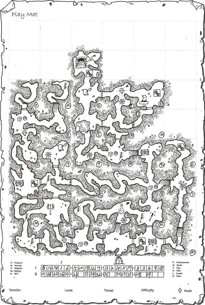 Map Drawing Example