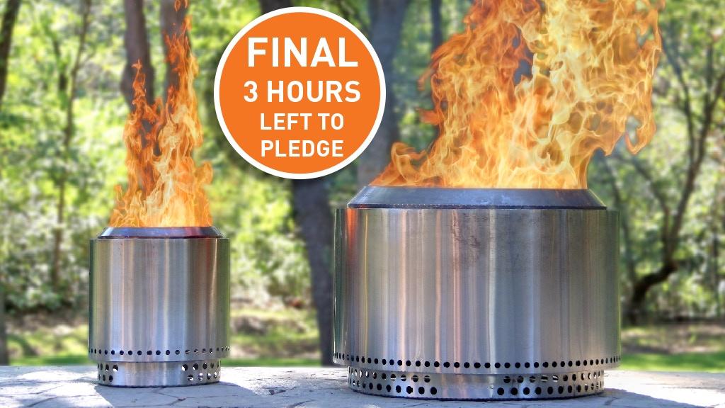 Solo Stove Yukon & Ranger | Innovative Fire Pits Project-Video-Thumbnail