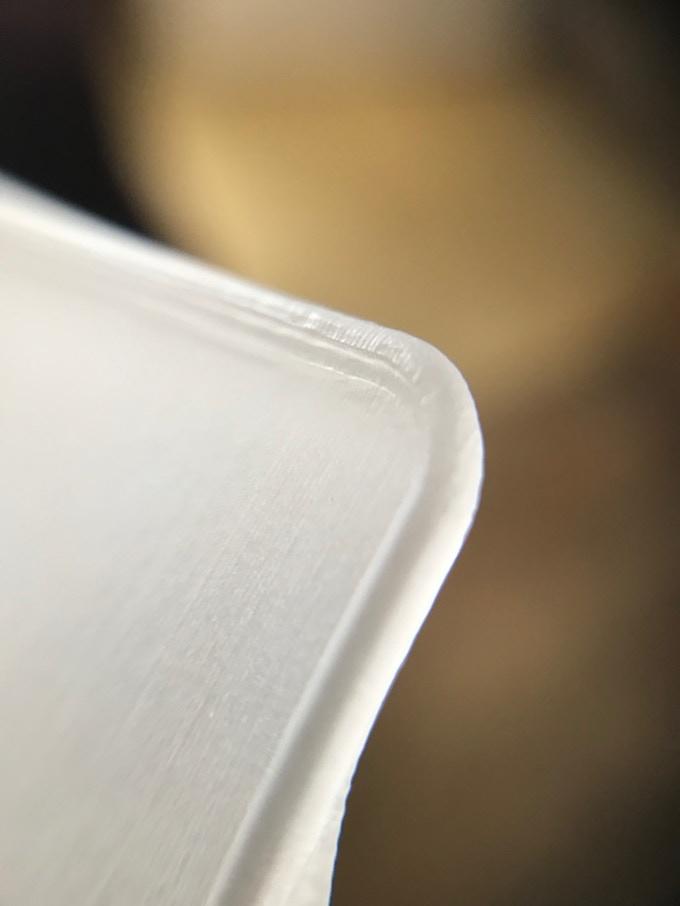 SLA drawer edge detail