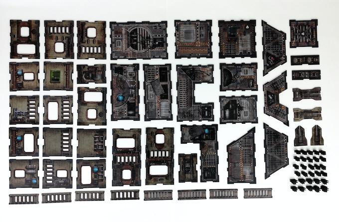 Core Set Components