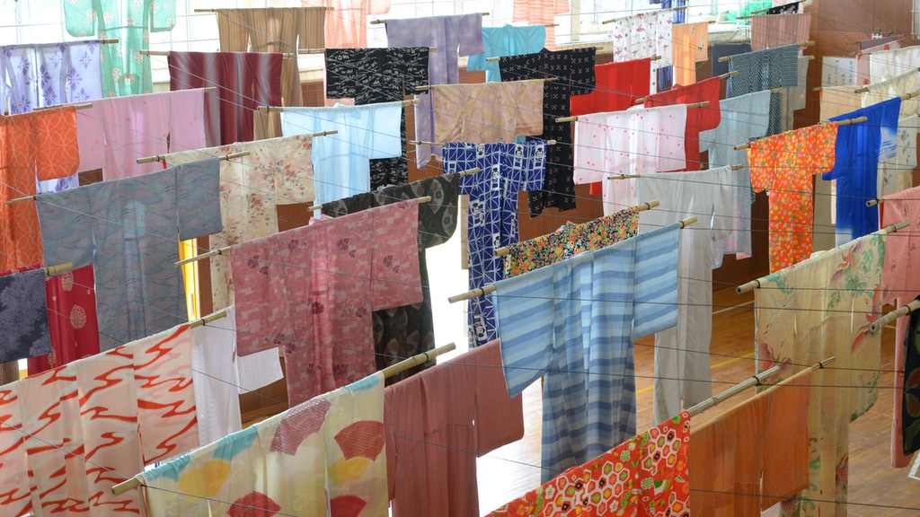 Projet Kimono @La Manufacture de Roubaix フランス ルーベー着物再生プロジェクト project video thumbnail