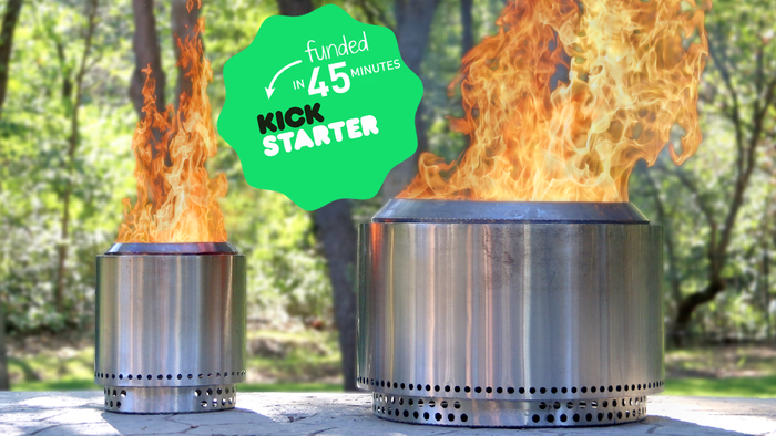 Reconnecting people to what matters through the most innovative, low smoke fire pits.