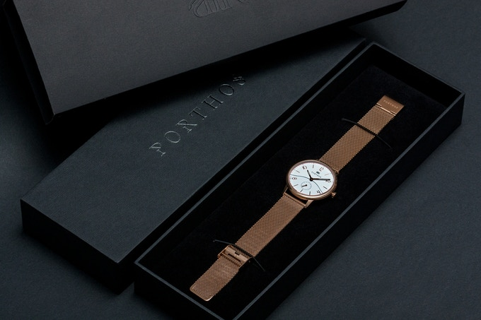 A great case for a great watch