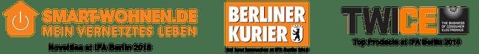 mentions at IFA Berlin