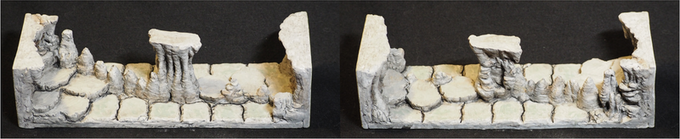 Board Block 1:  Stalactite-Stalagmite Column