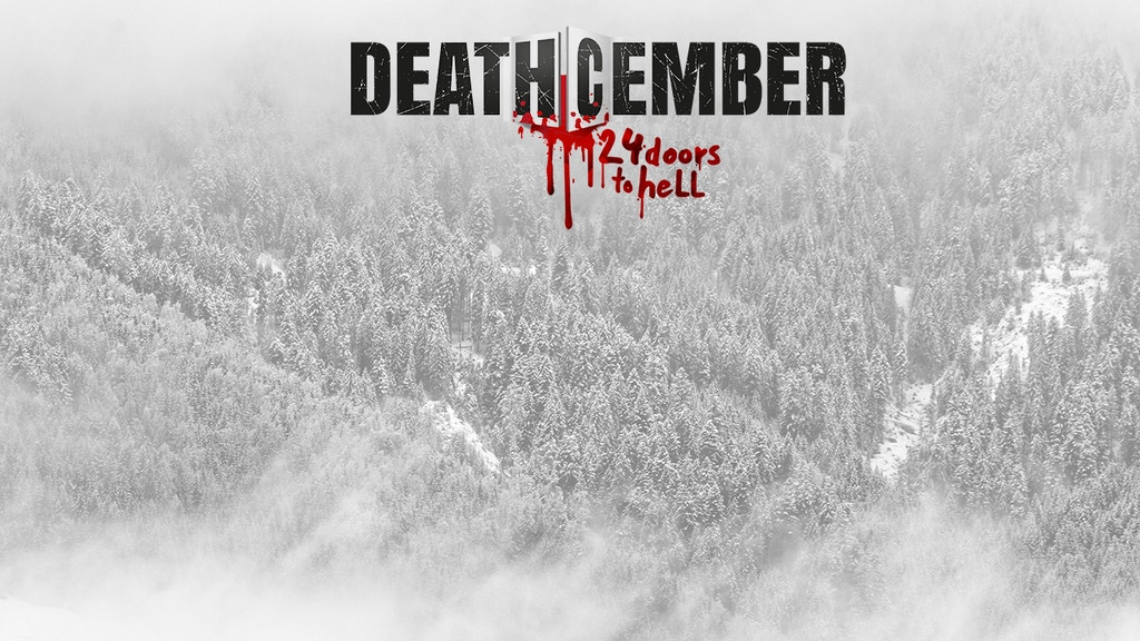 DEATHCEMBER – The ultimate Advent Horror Anthology movie project video thumbnail