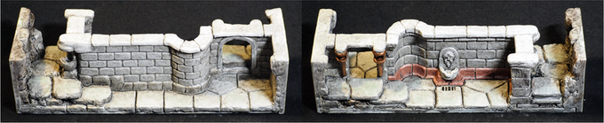 Board Block 7: Fountain and Drain
