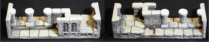 Board Block9: Pillars and Plumbing