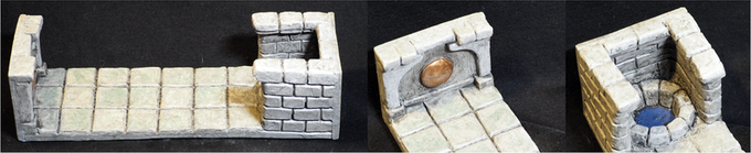 Board Block12: Well and Gonge