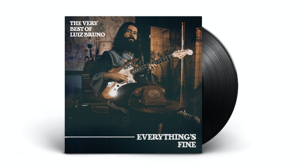 'Everything's fine' on Vinyl project video thumbnail