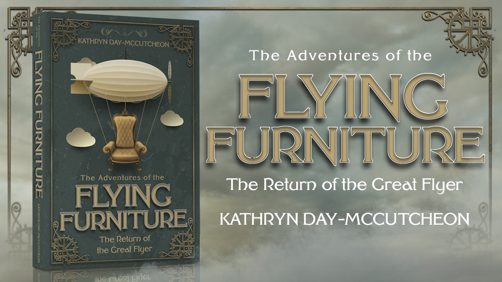 The Adventures of the Flying Furniture - Fantasy Novel project video thumbnail