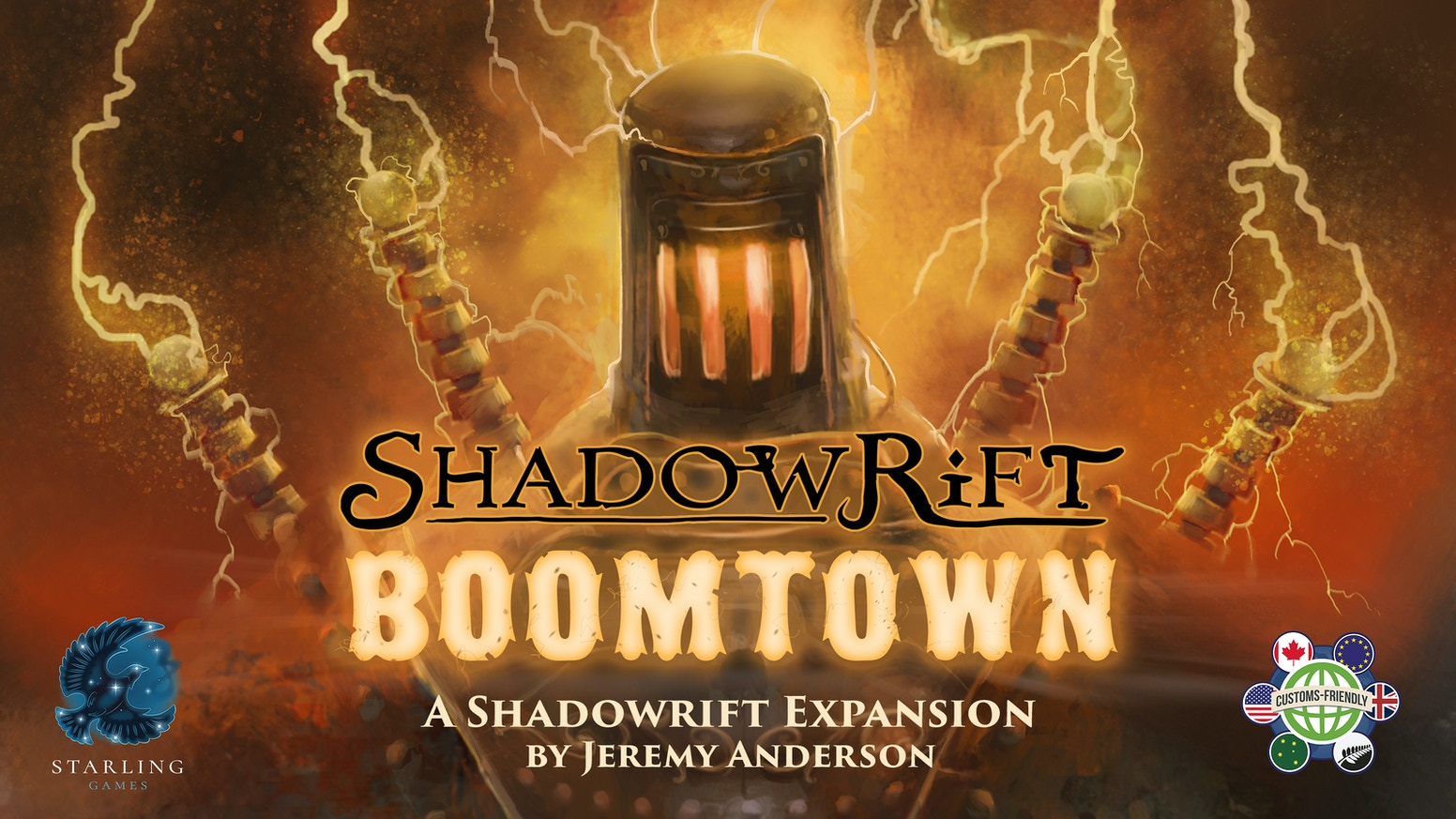 An explosive new expansion for Shadowrift!