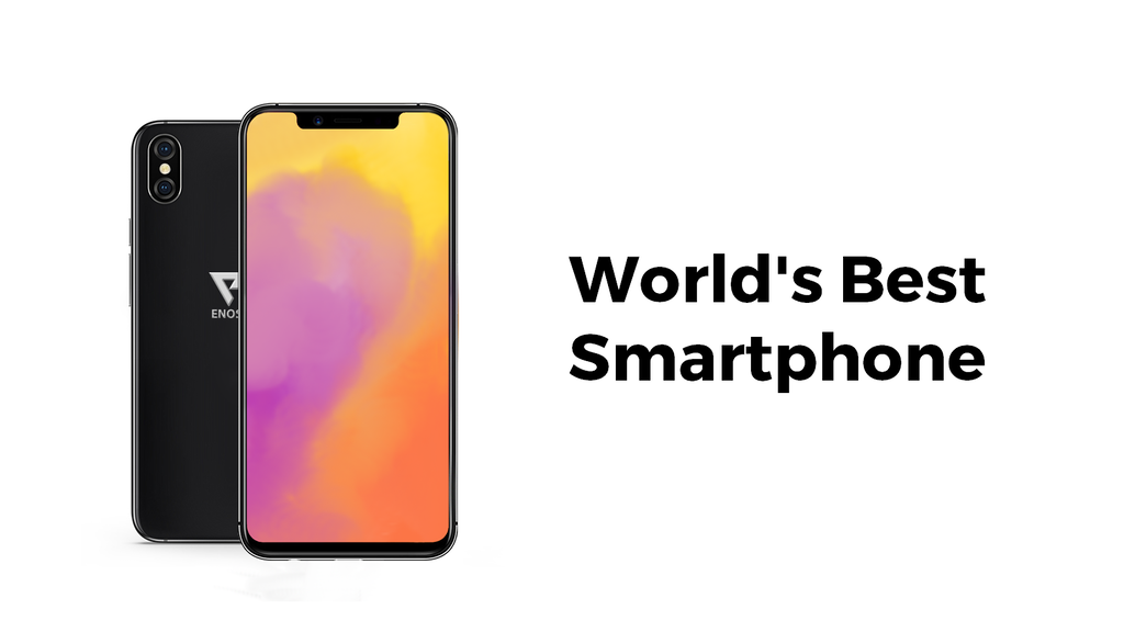 The World's Best Smartphone - Enos One