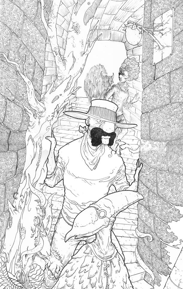 cover for issue 5