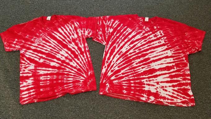 Couples Tie Dye!- $25 Pledge