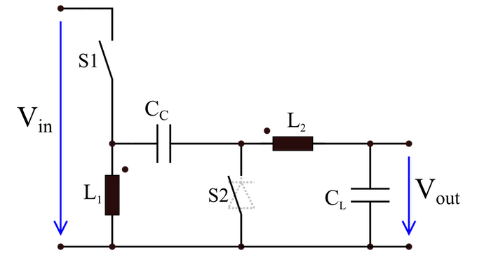 Zeta converter technology