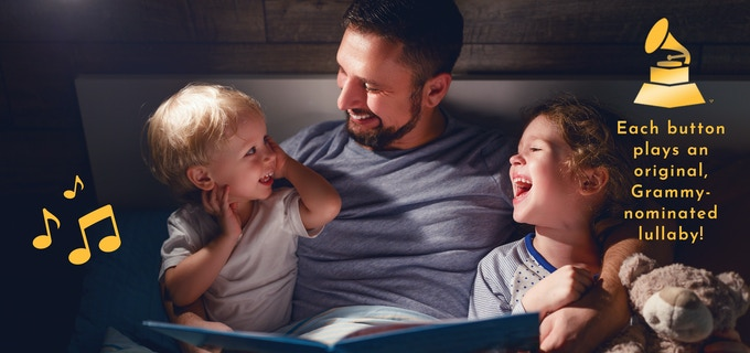 Sharing bedtime stories (and songs!) builds love, connection, and security for little ones.
