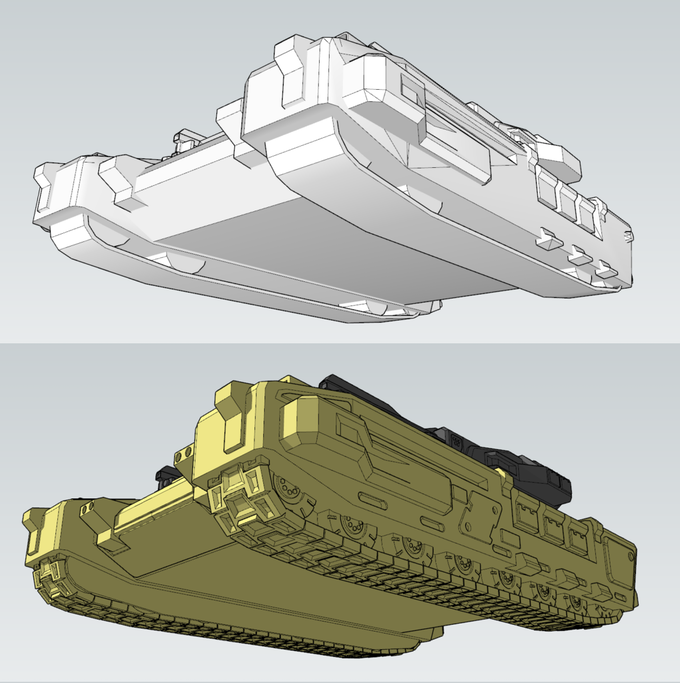 Antenociti's Workshop stl files for 3D Printing by