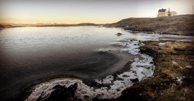 Arctic - iced bay, Fordypningsrommet