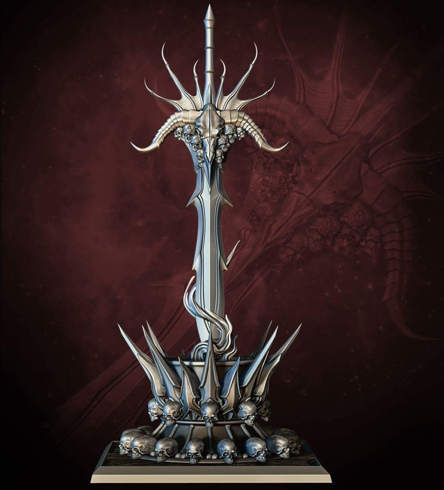 Magic Sword Miniatures