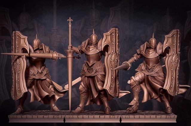 Shield Guards