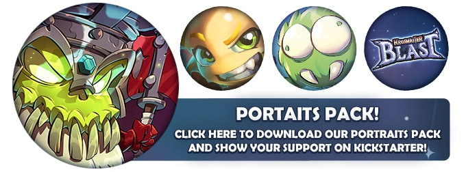 Krosmaster Blast: A 2-4 player tactical skirmish game! by