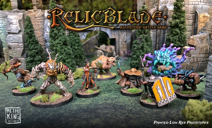 Click through the image to jump into the Relicblade Community on Facebook!
