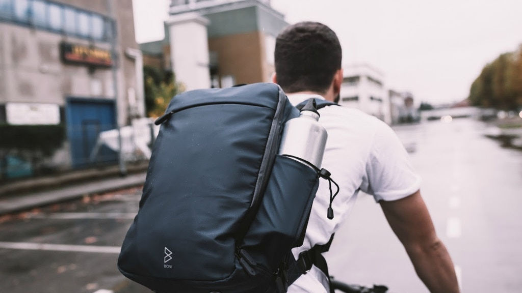 Quiver X: Ultimate 3-in-1 Everyday Backpack project video thumbnail