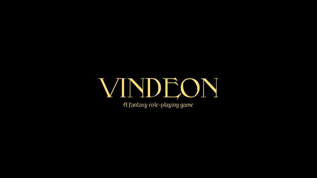 Vindeon - A Fantasy RPG project video thumbnail