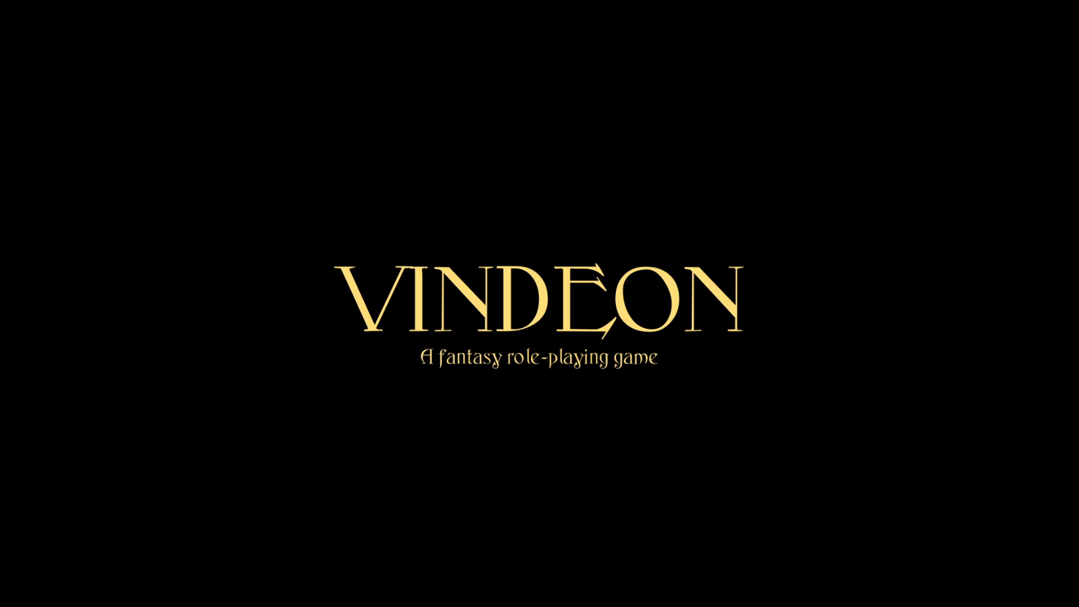 Play a character in the world of Vindeon - a tabletop RPG of fast dynamic gameplay and immersive roleplaying.