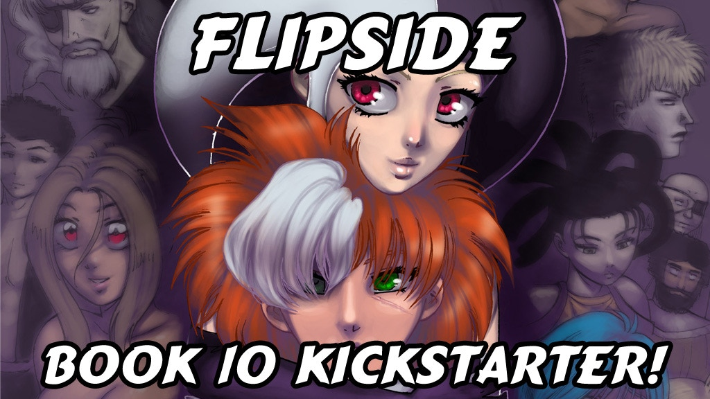 Flipside Book 10 in PRINT FORM! project video thumbnail