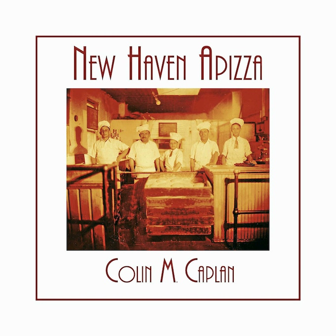 New Haven Apizza book