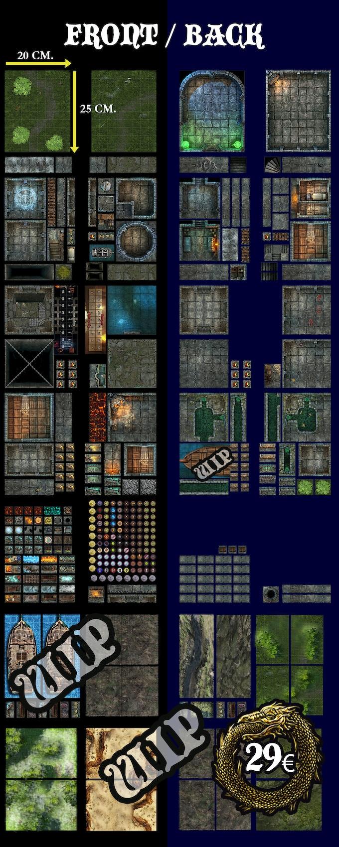 Dungeon Universalis by Ludic Dragon Games — Kickstarter