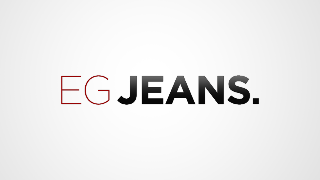 EG Jeans: Recycle Denim Material