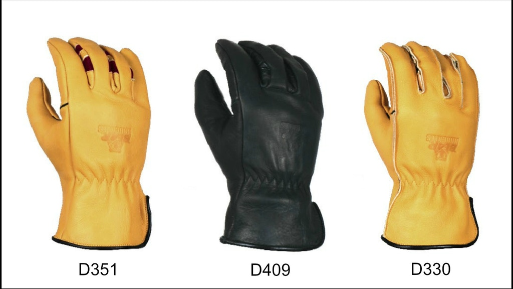 Bear Knuckles Gloves, designed for comfort and performance!