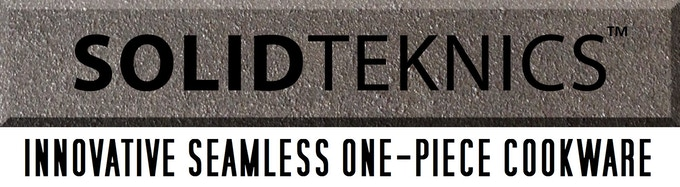 Click here for more background info on SOLIDteknics, our vision, and for 'Where to Buy' our retail edition pans outside of Kickstarter.