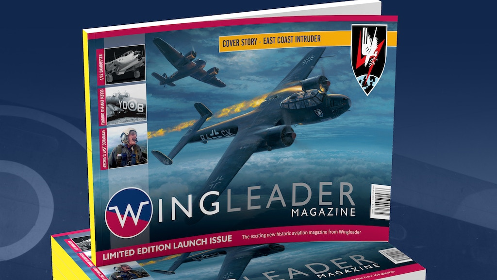 Wingleader Magazine project video thumbnail